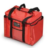 Rubbermaid PROSERVE® Red Sandwich Delivery Bag