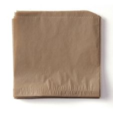 "Clipper Mill 4-TS4010 12"" Brown Tissue Liner - 1000 / CS"