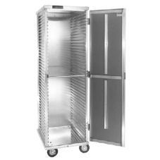 CresCor 100-1841D Non-Insulated 40 Pan Capacity Transport Cabinet