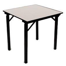 "Maywood Furniture DFORIG36SQ Foam Top 36"" x 36"" Square Folding Table"