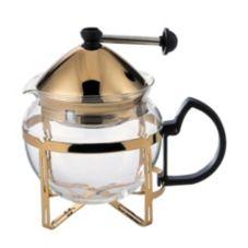 Service Ideas T600CCG Classic 0.6 Liter Tea Press - 12 / CS