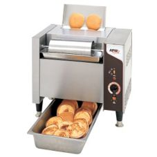 APW Wyott M-2000 High Speed Vertical Conveyor 208V Bun Toaster