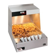 "APW Wyott CFHS-16 C-Radiant 16"" Countertop Fry Holding Station"