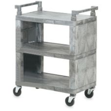 Vollrath® 97111 Closed End Utility Cart