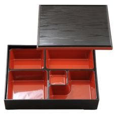 Korin Japanese Trading NR-314 Bento Box with Cover
