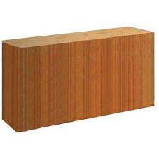 "Cal-Mil 166-11-60 Bamboo 7"" x 11"" Riser"