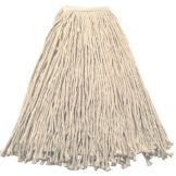 Continental Stinger 24 oz White Narrow Band Cotton Cut End Mop Head
