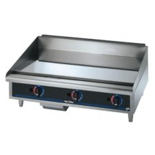 "Star® 636TCHSF Star-Max® 36"" Countertop Gas Griddle"