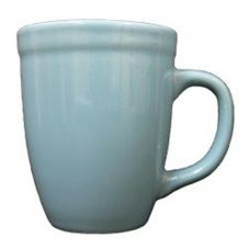 Vertex China VRE-91-SB Vista 12 Oz. Slate Blue Village Mug - 36 / CS