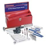 Westward 4PM07 38 Piece General Purpose Tool Set