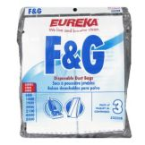 Eureka 52320C-6 Disposable Bag For 684 D Sweeper - 6 / CS