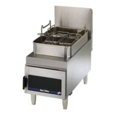 Star® 615FF Star-Max® Under Fired Gas 15 LB. Fryer