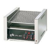 Star Manufacturing Grill Max 20 Dog Cap Hot Dog Roller, 20C