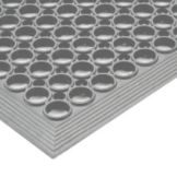Apex™ 440-446 Tek-Tough Jr® 3' x 10' Gray Floor Mat