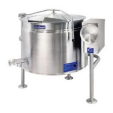Cleveland Range KEL-40-TSH Short Series 40 Gal Electric Tilting Kettle