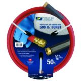NoTrax® 724-547 Heavy Duty 50' Red Hose