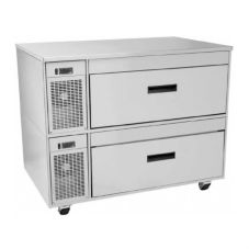 Randell® FX-2WSA FX Series Low Height Refrigerated Work Table