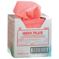 Chicopee Quix® Plus Pink Sanitizing Food Service Towels