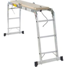 Werner® M1-8-16 Aluminum Scaffold Style Ladder
