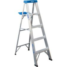Werner® 365 Aluminum 250 Lb. 5 Ft. Step Ladder