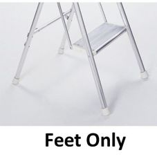 Industrial Products 21-2 Replacement Vinyl Feet Set For Step Ladder
