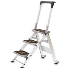 Little Giant 10310B 2-1/4 Ft. Aluminum Step Ladder