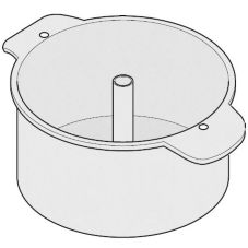 Hobart HCM6162-BOWL S/S 6 Qt Bowl