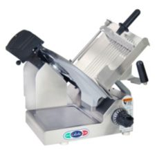 "Globe Food 3600NF Manual Frozen Meat Slicer w/ 13"" Serrated Knife"
