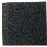 3M™ 810046BK Black 4' x 6' Heavy Traffic Matting 8100 - 1 / CS
