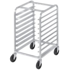 Channel Mfg. HT307 Half-Tray Bun Pan Rack with 7-Pan Capacity