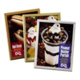 "Marketing Displays 610SAFP 22"" x 28"" Poster Frame With Rounded Corners"