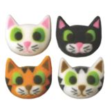 Lucks™ 45259 Dec-Ons® Kitty Collection - 96 / BX