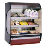 Alto-Shaam® HSM-38/3S Hot Food Merchandiser & Display Cabinet