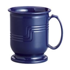 Cambro MDSM8497 Navy Blue Shoreline Collection 8 Oz. Mug - 48 / CS