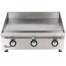 "Star® Mfg Ultra-Max® Manual Control 36"" Gas Griddle"