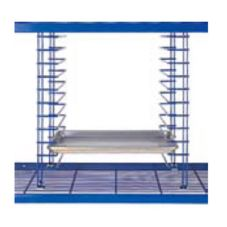 AMCO ATS18PG 12-Tray Capacity Tray Slide with PolyGard®