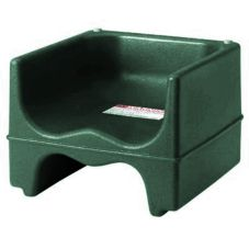 Cambro® 200BC519 Green Dual Seat Booster Seat without Strap