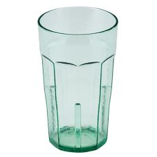 Cambro LT16427 Laguna® Spanish Green 16 Oz. Tumbler - 36 / CS