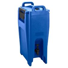 Cambro UC500186 Navy Blue 5 Gallon Beverage Ultra Camtainer®