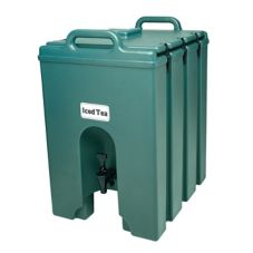 Cambro 1000LCD519 KY Green 11.75 Gal. Insulated Beverage Server
