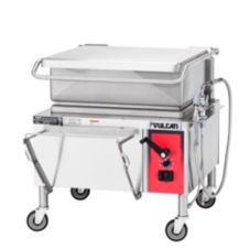 Vulcan Hart VG30 Gas 30 Gallon Braising Pan with Manual Tilt