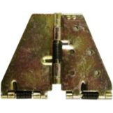 Gar Products HINGE F/TABL Brass Table Top Hinge