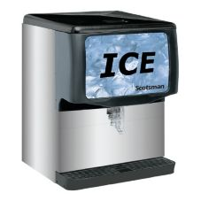 Scotsman® ID250B-1A S/S Counter 250 Lb Capacity Ice Only Dispenser