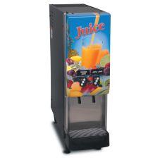 BUNN® 37900.0026 JDF-2S 2-Flavor Gourmet Cold Beverage System