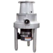 Hobart FD3/150-1 Basic 208-240/480/60V Disposer with Adjustable Feet