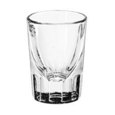 Libbey® 5127 Fluted 1.5 Oz. Whiskey Glass - 12 / CS