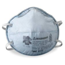 3M™ 4JG01 8246 Disposable Particulate Respirator - 20 / PK