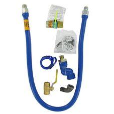 """Dormont 1650KITS48 48"""" x 0.5"""" Gas Connector Kit"""