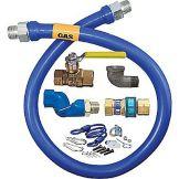 """Dormont 1675KITS48 48"""" x 0.75"""" Gas Connector Kit"""