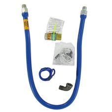 """Dormont 1675KITS60 60"""" x 0.75"""" Gas Connector Kit"""